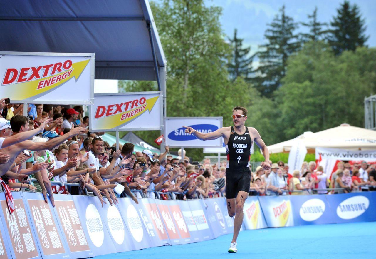 Jan Frodeno running