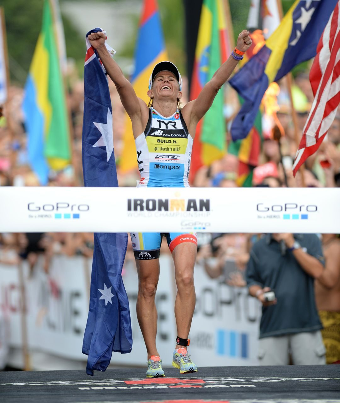 shoes used by the best PROS in Kona 2019