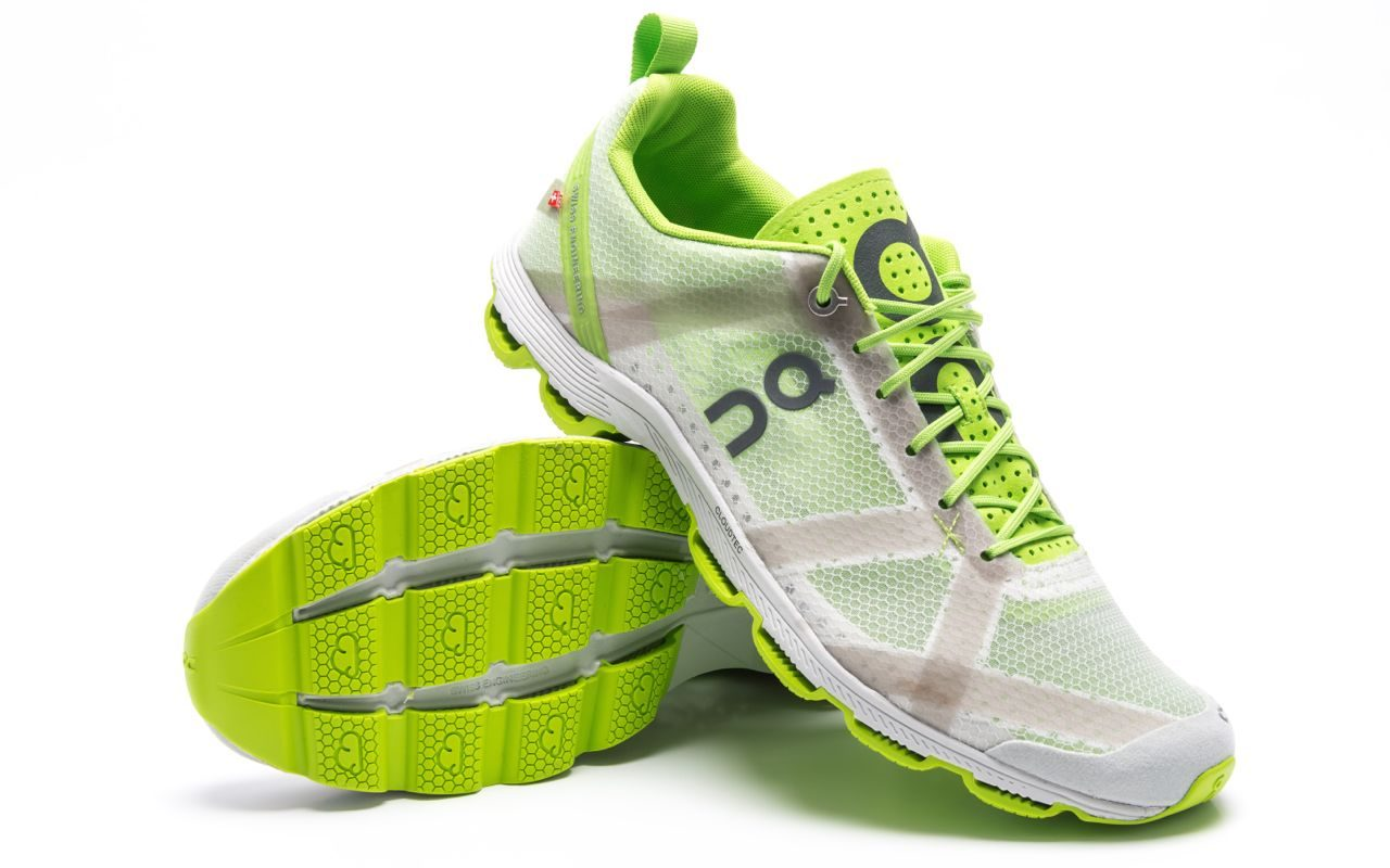 On CloudRacer running shoes