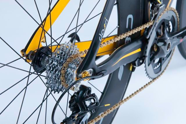 Dassi DRC Limited II TT bike