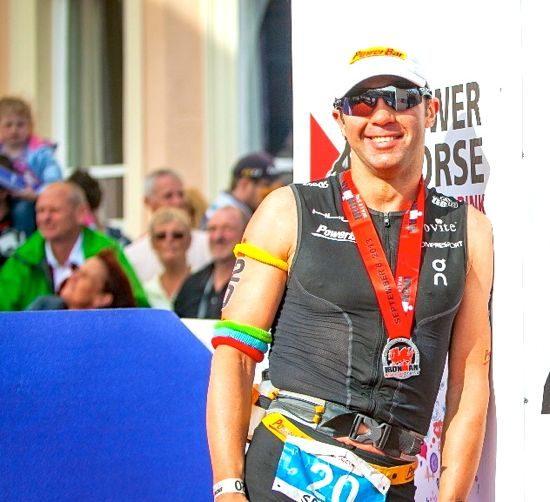 Scott Neyedli post-race