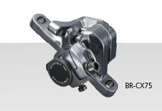 Shimano disc brakes