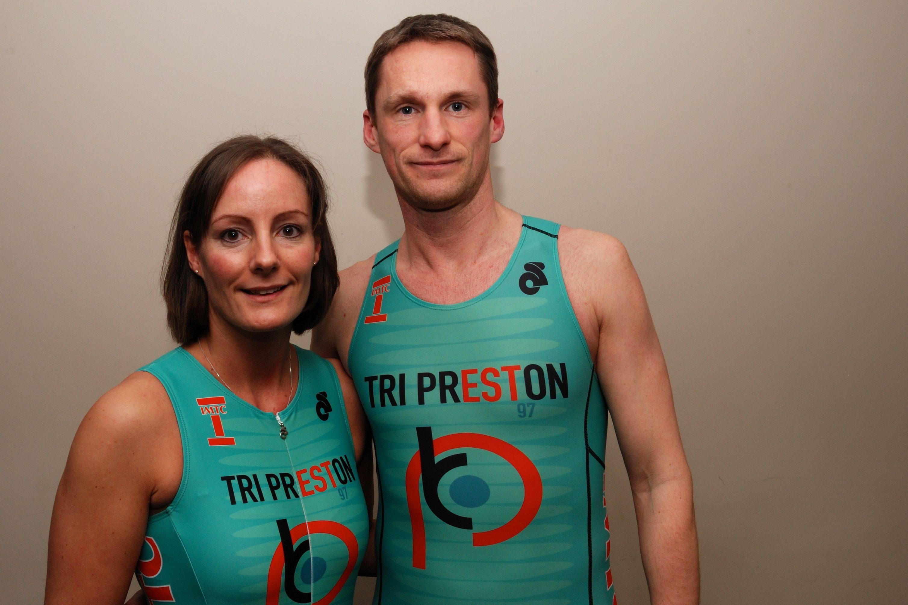 Tri Preston couple