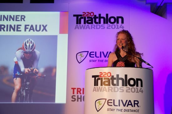 Catherine Faux at the 220 Awards