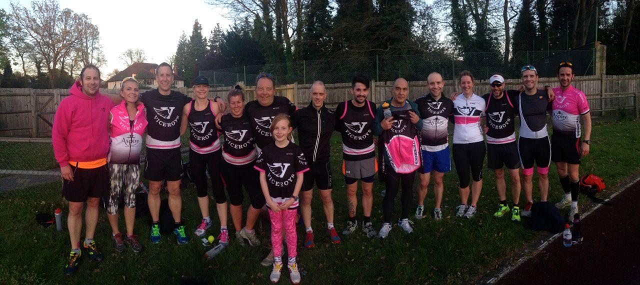 Viceroys Triathlon Club