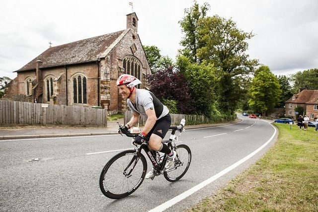 English villages on the bike leg of The Bastion