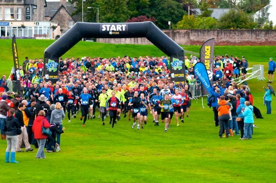 Rat Race Scotland Coast to Coast