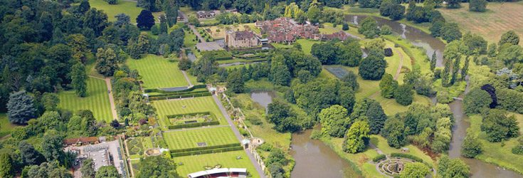 Grounds of Hever Castle