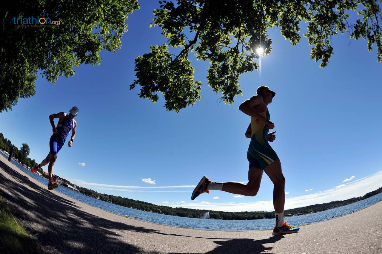 On the run at ITU Long Distance World Championships