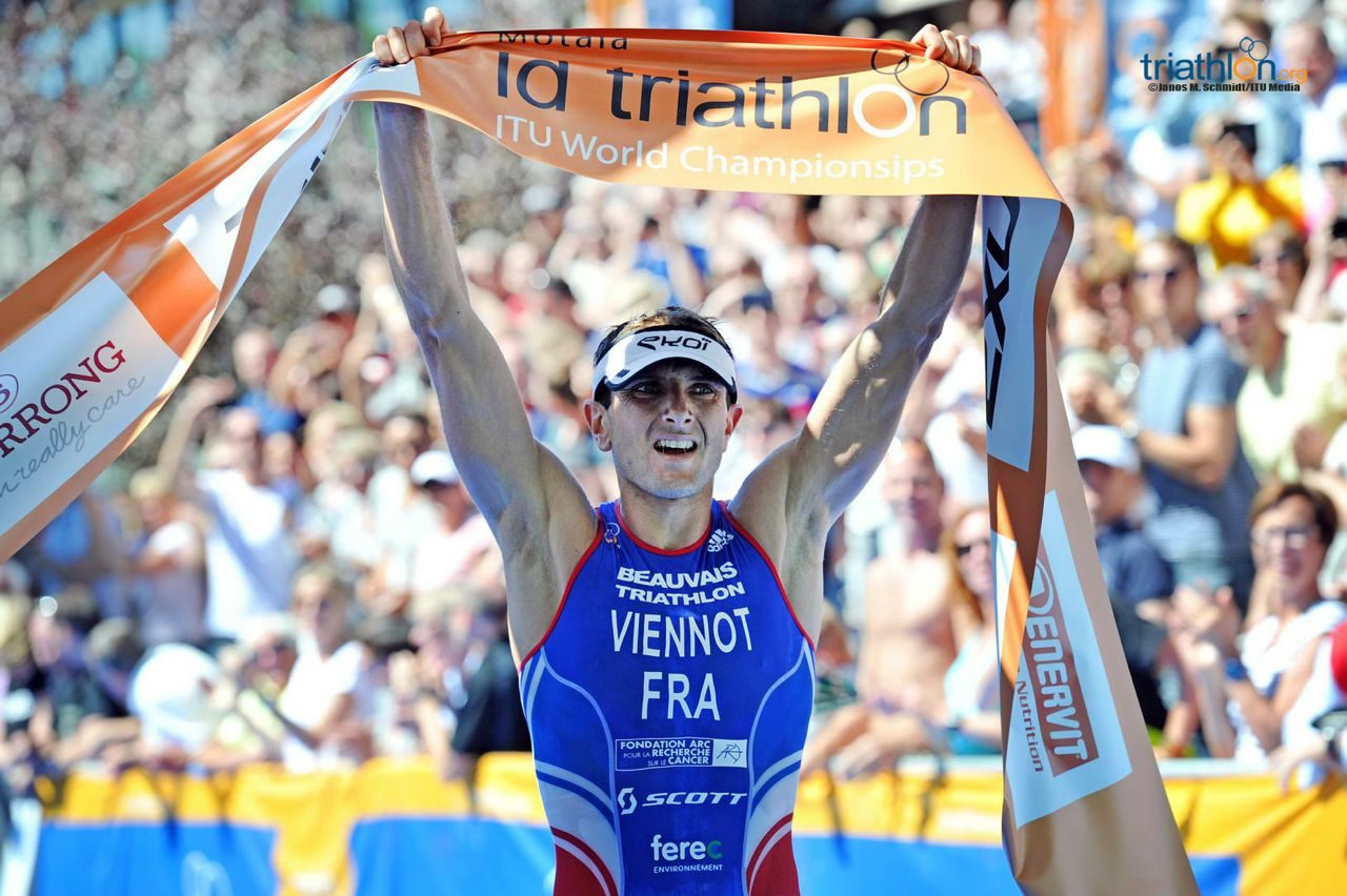 Cyril Viennot wins ITU Long Distance World Championships 2015