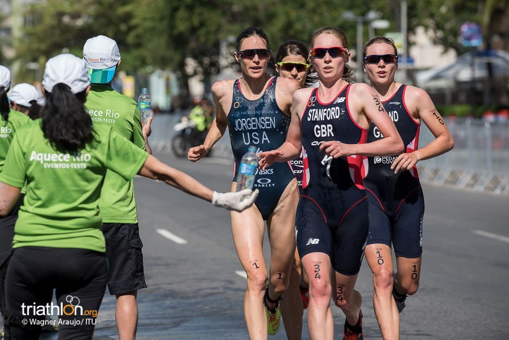 Non Stanford racing at Rio Olympics test event