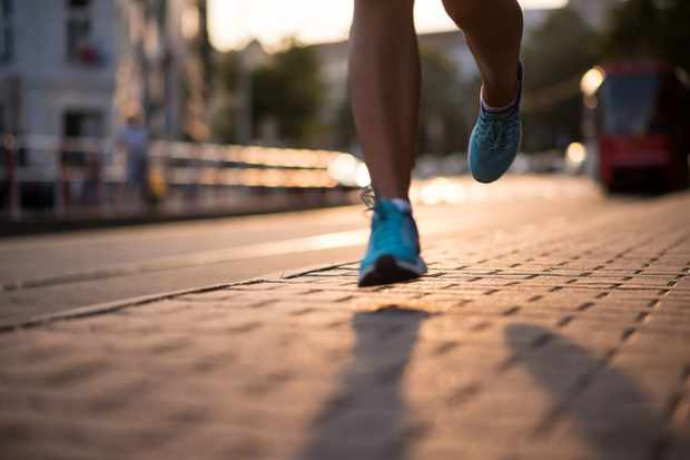 What's the best foot strike for running?
