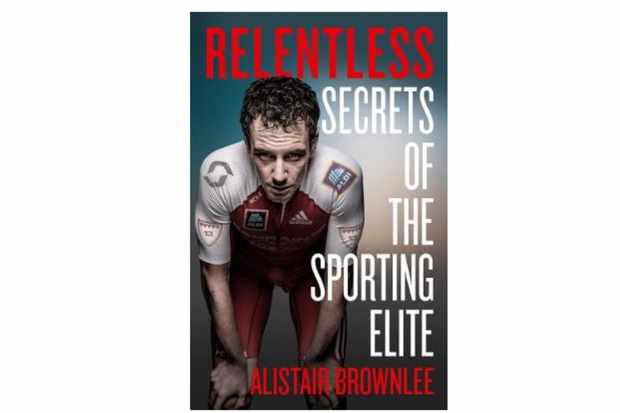 Alistair Brownlee to publish new book, Relentless: Secrets of the Sporting Elite