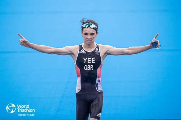 Men's Olympic triathlon: Alex Yee wins silver in Tokyo