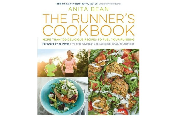The Runner's Cookbook- More than 100 delicious recipes to fuel your running