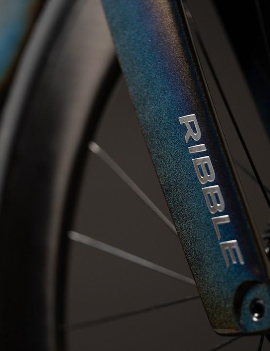 Ribble Ultra SL R Hero detail shot