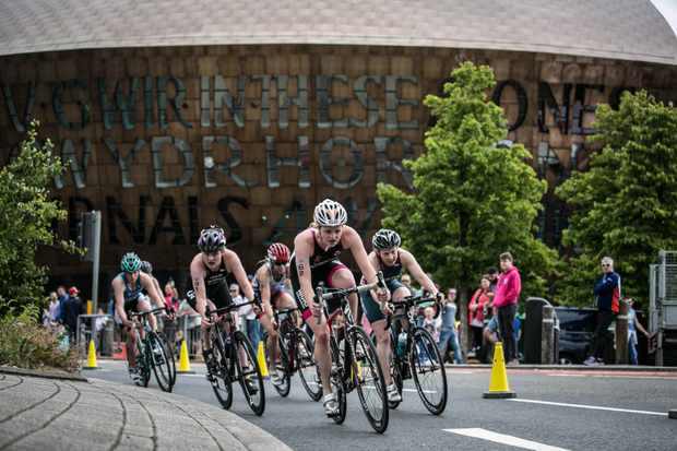 Cardiff Triathlon introduces new middle-distance race for 2022