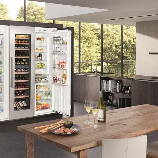 Liebherr kitchen