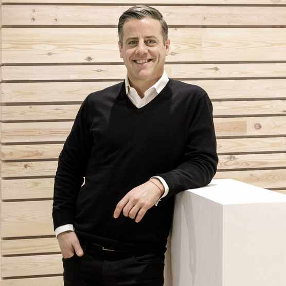 Stephen Johnson Managing Director Quooker UK 2019 portrait