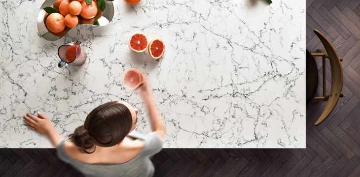 Caesarstone Bloor Homes