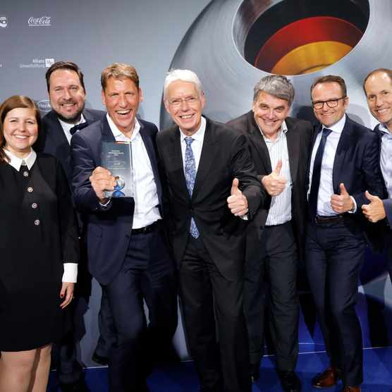 GROHE secure placement among top 3 in Germanys Most Sustainble Big Companies 2020 category