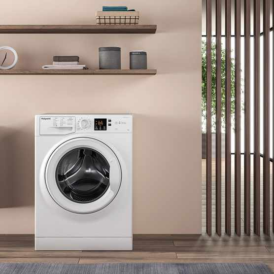 Hotpoint washing machine UK lifestyle