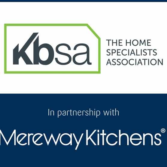KBSA Mereway Kitchens In Partnership Logo