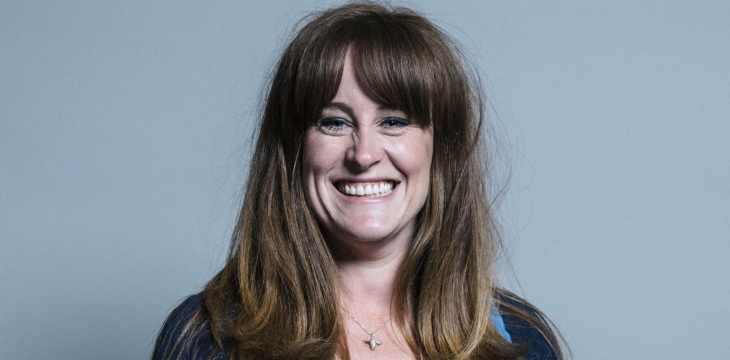 MP Kelly Tolhurst