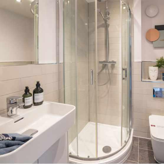 Sottini bathrooms chosen for new development