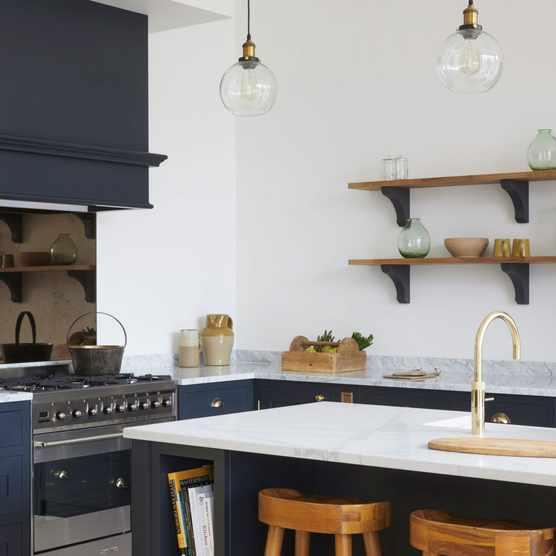 Olive and Barr kitchen showroom
