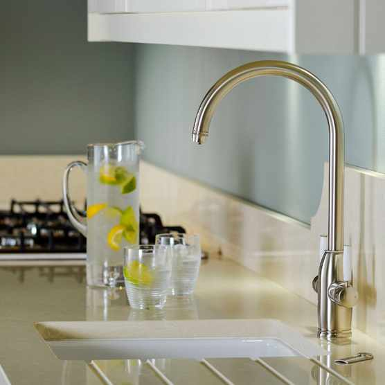 Abode PRONTEAU Province 4 in 1 brushed tap1