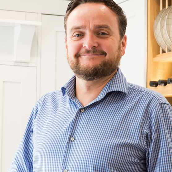 Gareth Pendleton, MD, Norwich Bathrooms & Kitchens