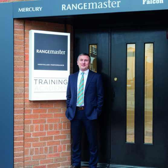Iskender Diker, director of sales and marketing for Rangemaster