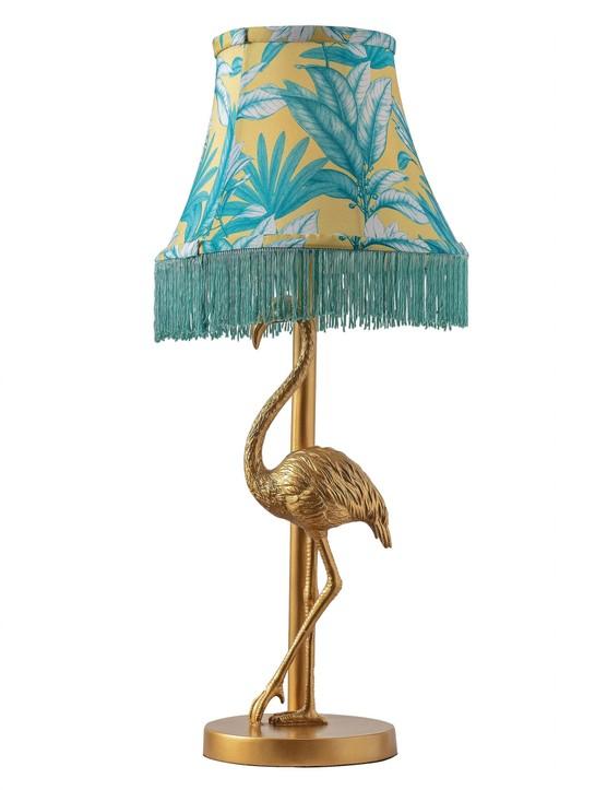Wilderness flamingo lamp, £45, Argos
