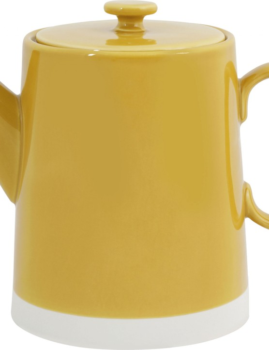 Add a splash of sunny mustard yellow with this minimal colour block design. £14 from Sainsbury's