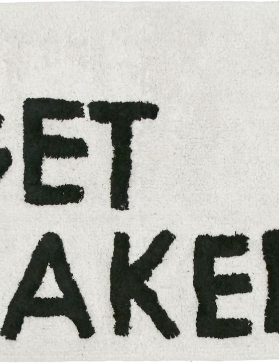 Get Naked bath mat, £25, Urban Outfitter