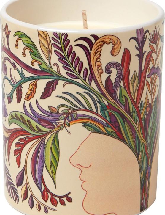 English Garden candle, £75, Polkra