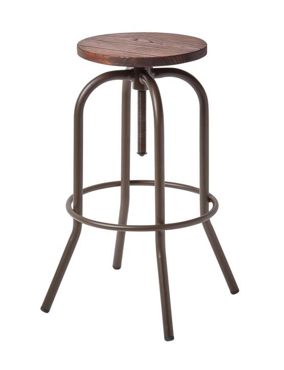 Boston Adjustable Bar Stool Large