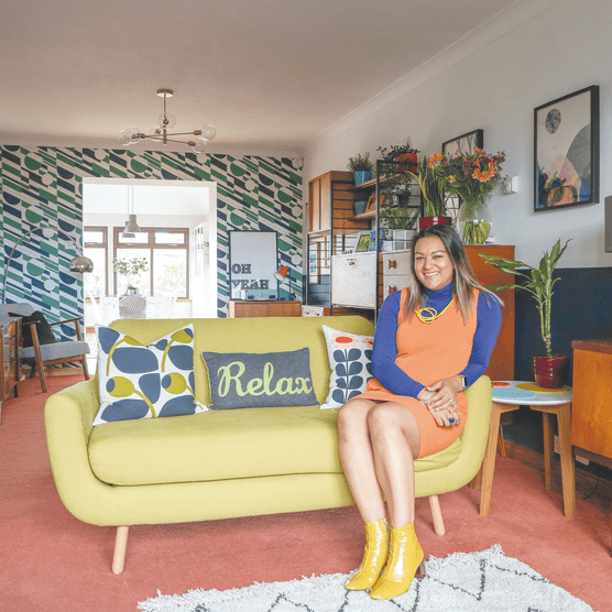 Home makeover: 'Every room of our house is special and unique'