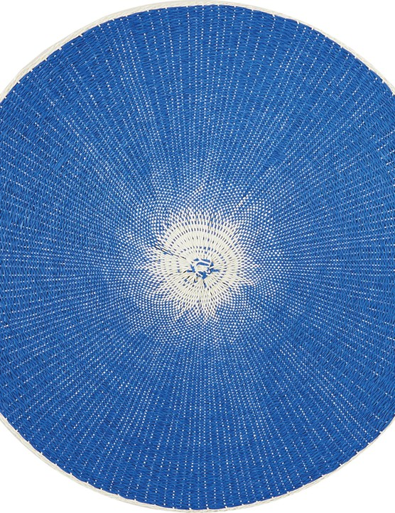 Round woven placemat, £11.99, Zara Home