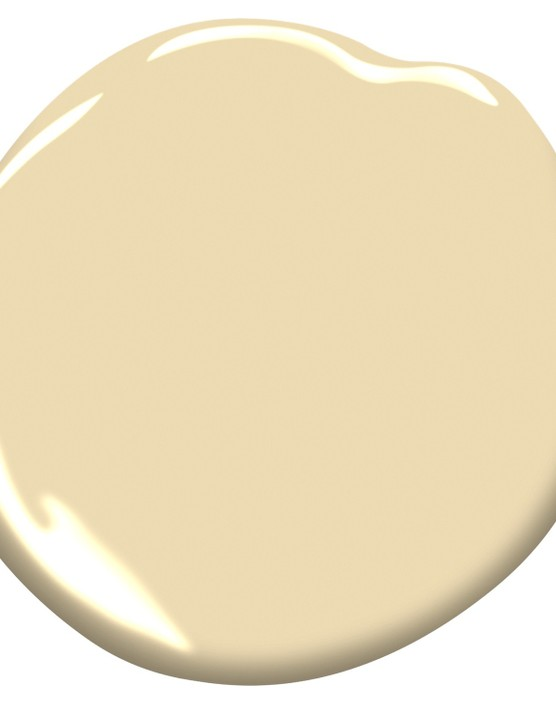 Golden straw paint, Benjamin Moore