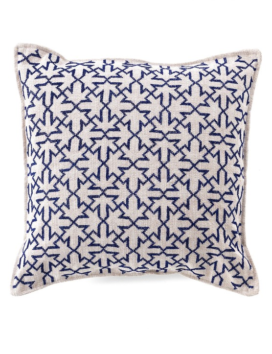 Cushion Cover Sultan Han, £143, SEP Jordan
