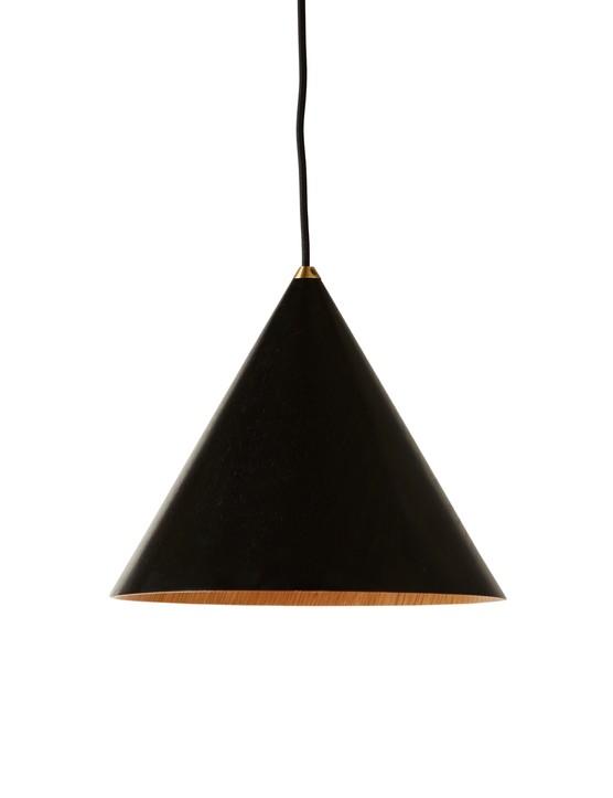 Hattermorn Pendant In Black by Pooky, £116
