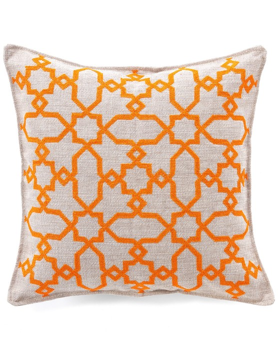 Cushion Cover Koutubia, £143, SEP Jordan