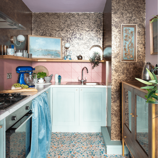 Home makeover: 'I'm inspired by boutique hotels'