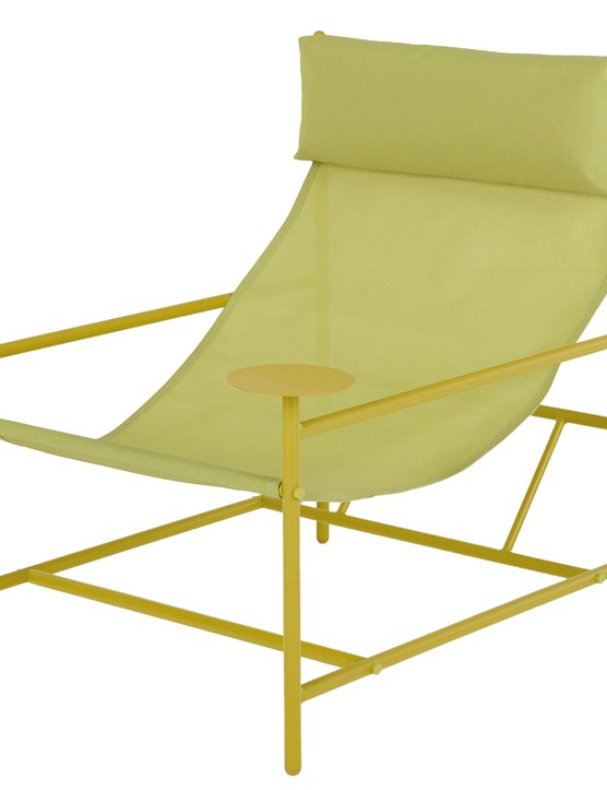 Make your garden feel like a second living room with armchair-style outdoor seating. Essentials Danta garden chair, £69, MADE.com