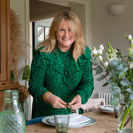 Kitchen makeover: 'We kept everything in shades of white'
