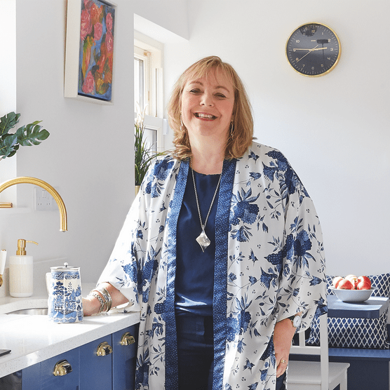 Home makeover: 'We've proved that small is beautiful!'