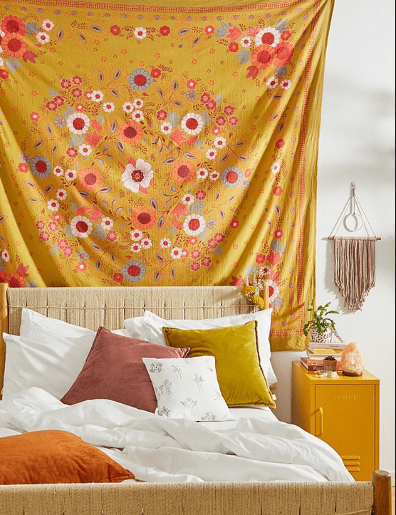 Lulu Medallion Tapestry, £39.00, Urban Outfitters
