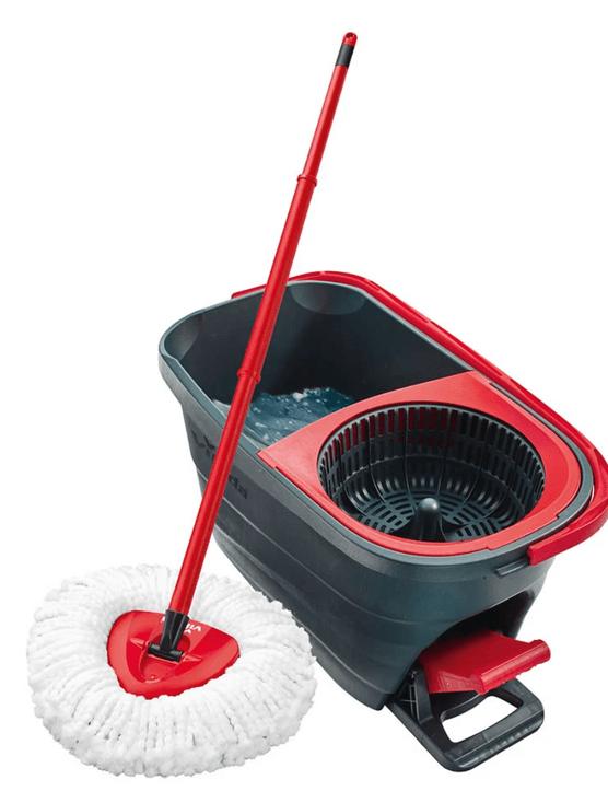 Vileda Turbo Smart Spin Mop and Bucket, £30, Wilko
